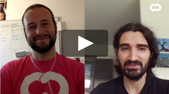 Codeable changing lives with Spyros Vlachopoulos